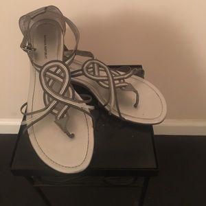 Banana Republic Grey sandals